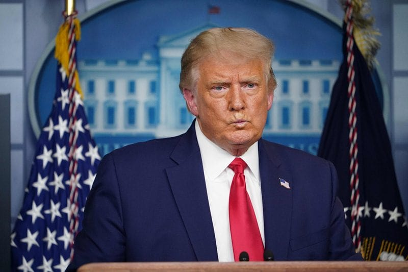 Trump Disagrees On The Coronavirus Statements Given By His Health Officials