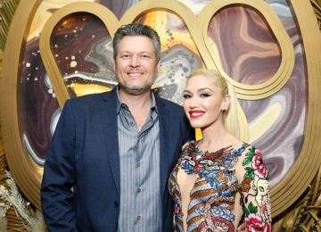 Gwen Stefani blake shelton the voice