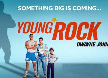 Dwayne Johnson Young Rock