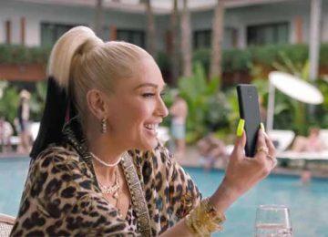 Gwen Stefani Blake Shelton T-Mobile