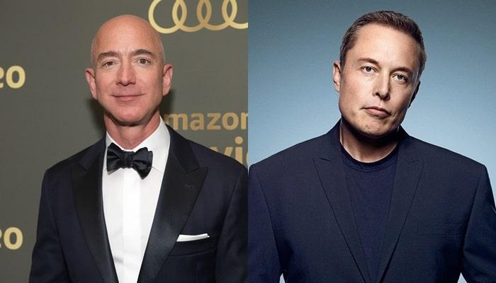Jeff & Elon