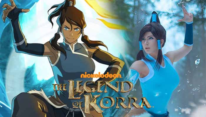 The Legend of Korra Avatar Cosplay