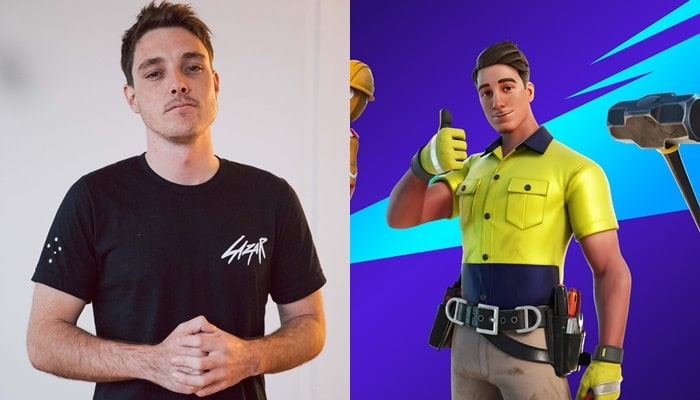 Lazarbeam & Fortnite