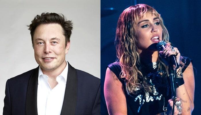 Elon & miley