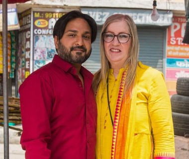 Sumit and Jenny