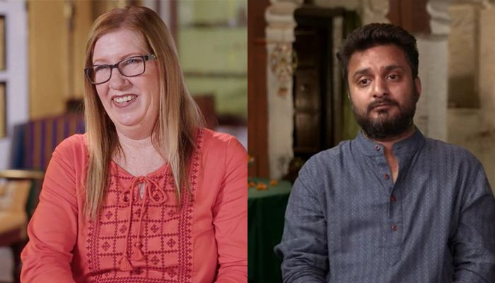 Jenny and Sumit 90 day fiance