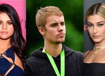 Selena Justin hailey