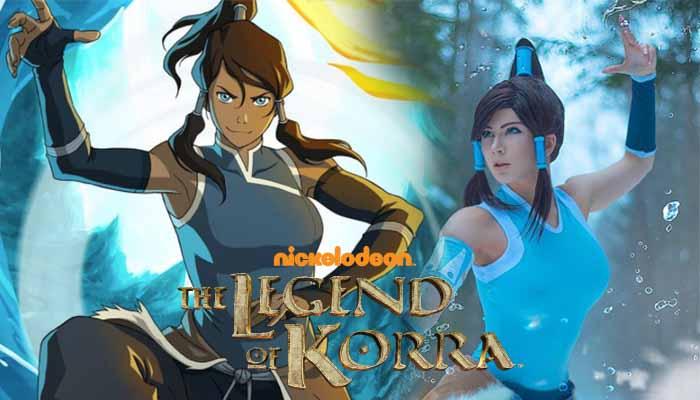 The Legend of Korra Avatar Cosplay