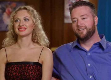 90 Day Fiance Natalie and Mike
