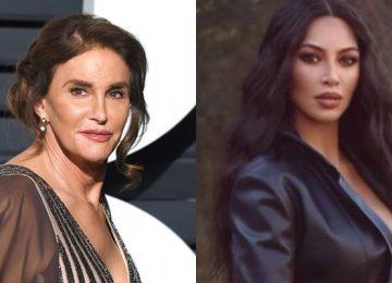Caitlyn Jenner Kim Kardashian